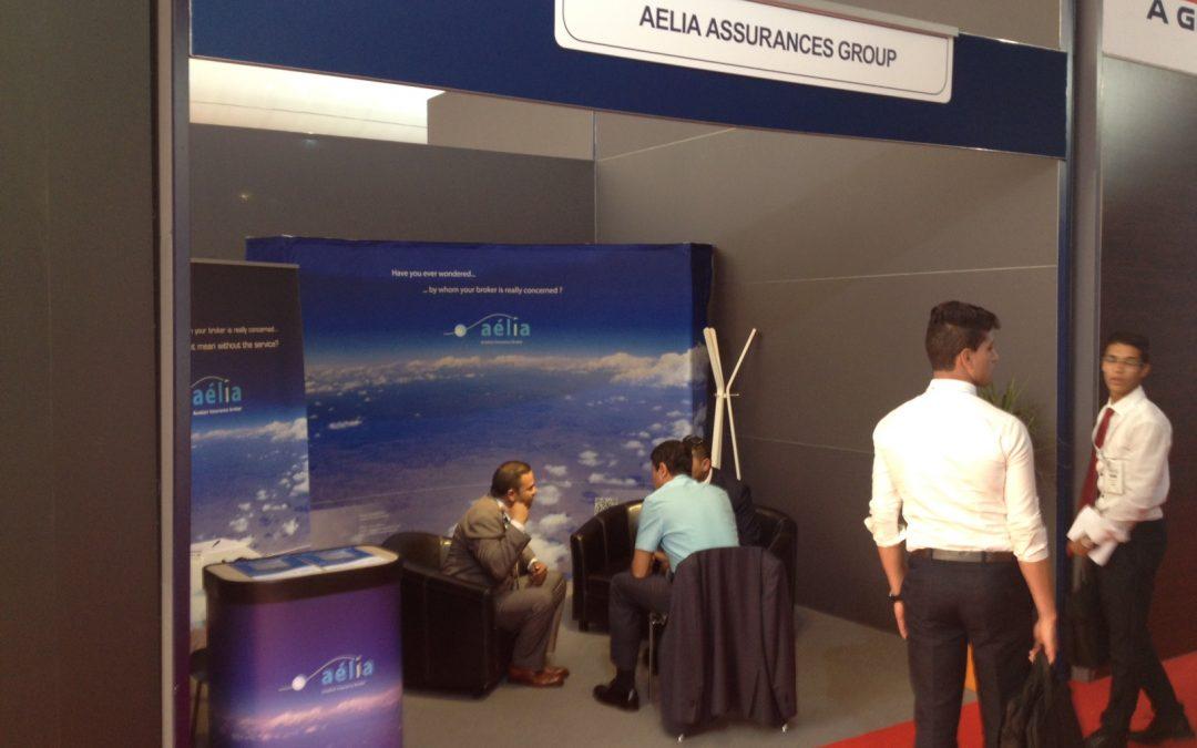 Aélia Assurances Group participates to the Marrakech Air Show 2016
