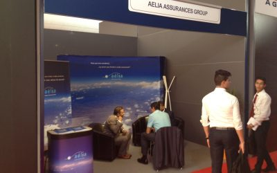 Aélia Assurances Group participates to the Marrakech Air Show 2016