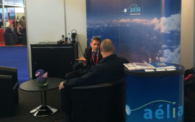 Aelia Assurances participates this year to Helitech Amsterdam 2014