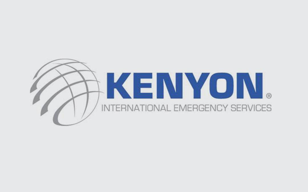 KENYON TRAINING SESSION – Geneva – November 2019
