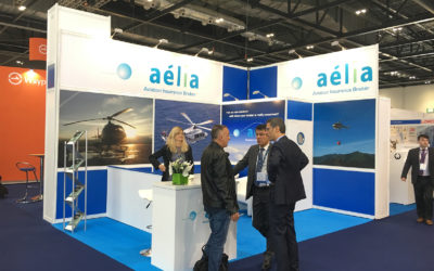 Helitech 2017 – London