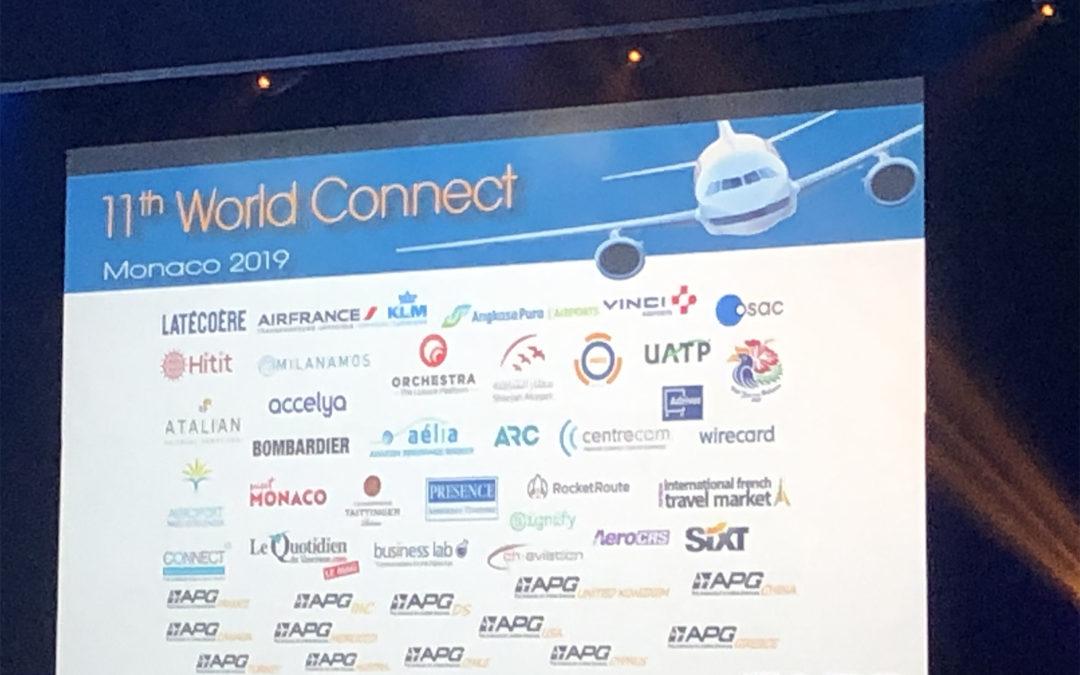 APG WORLD CONNECT – Monaco – November 2019