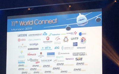 APG WORLD CONNECT – Monaco – November 2019