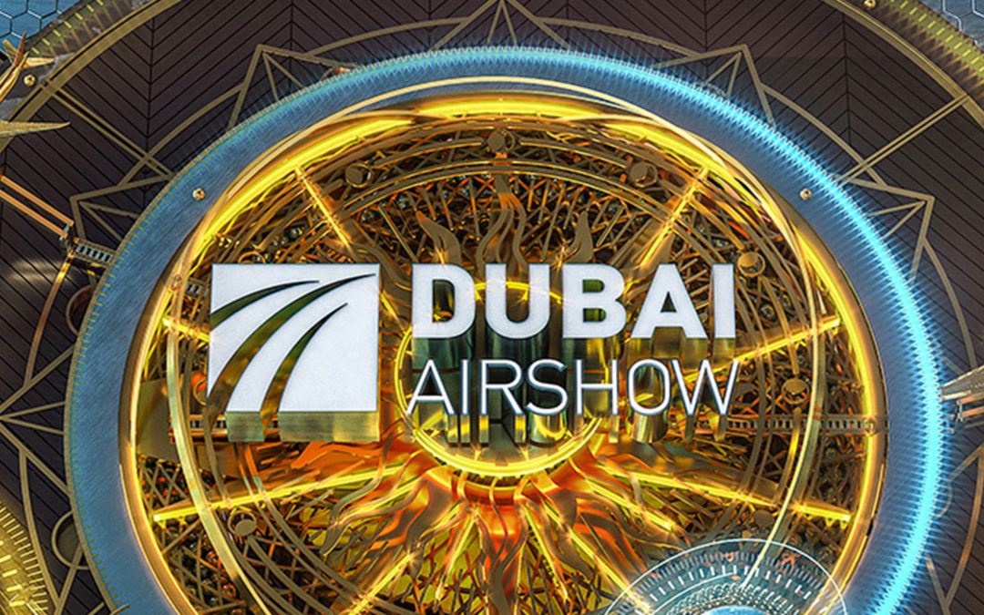 DUBAÏ AIR SHOW – Dubaï – November 2019