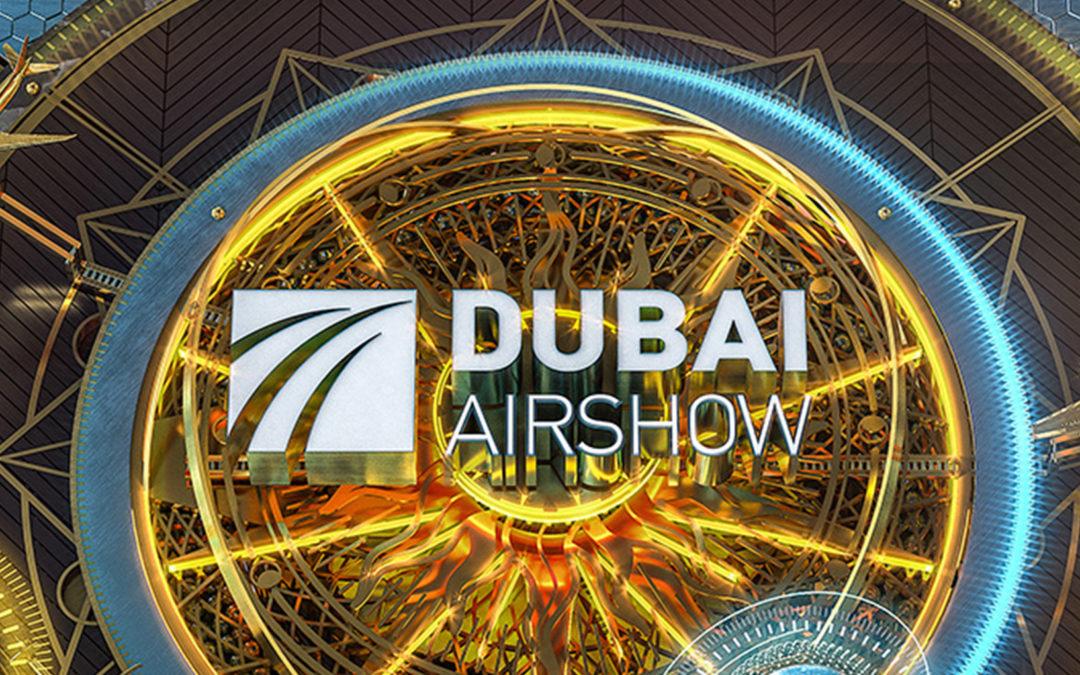DUBAÏ AIR SHOW – Dubaï – November 2019